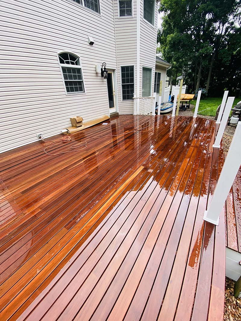 Suffolk County Long Island deck repairs
